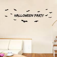 waterproof bat walls from interior black wall stickers waterproof