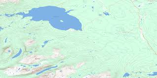 Map Of Charlotte Charlotte Lake Bc Maps Online Free Topographic Map Sheet 093c03