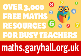 primary maths resources gary hall