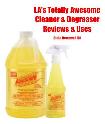 las totally awesome la s totally awesome cleaner degreaser reviews uses