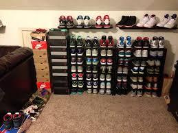 nobby design ideas sneaker shelves fresh tips ikea storage unit