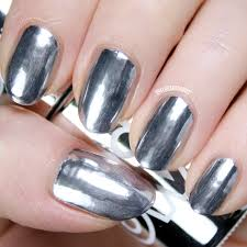models own one night stand silver mirror chrome polish review