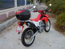 honda crf250 4 400km as new