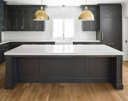 white kitchen cabinets with black quartz new kitchen trend cabinets subway tile and