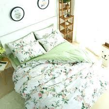 black and white floral bedding sets black floral duvet covers