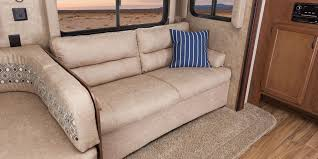 Rv Jackknife Sofa Cover by Jay Flight Travel Trailers By Jayco Jayco Inc