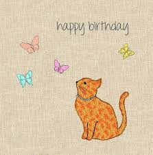 88 best cat birthday cards images on pinterest cat birthday