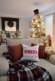Buffalo Home Decor Buffalo Check Christmas Decor Ideas The Creative