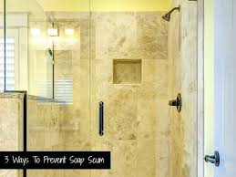 3 easy ways to prevent soap scum homestead and survival