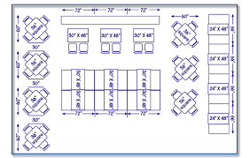 6 Seater Dining Table Dimensions In Cm Seatingexpert Com Restaurant Seating Chart U0026 Design Guide