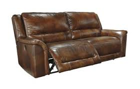 sofa recliner signature design by jayron reclining sofa reviews wayfair