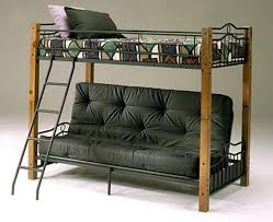 Futon Bunk Bed With Mattress Included Awesome Stylish Futon Bunk Bed With Mattress Included Beds For