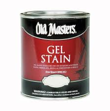 masters gel stain kitchen cabinets interior stains and finishes paint miami home centers