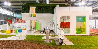 Exhibition System Booth Design Home And Decor Expo 2010