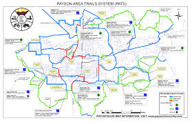 Chandler Arizona Map by Houston Trail Pats U2022 Hiking U2022 Arizona U2022 Hikearizona Com