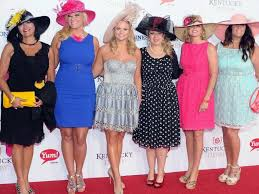 Kentucky Travel Outfits images Celebrities at the kentucky derby business insider jpg
