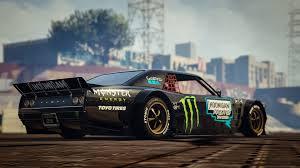 hoonigan drift cars declasse drift tampa u0027hoonigan u0027 livery gta5 mods com