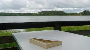 Landscape Timber Bench Japanese Flat Zen Sand Garden With Wooden Bench Landscape Stock