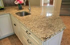 venetian gold light granite venetian gold granite kitchen countertops with white cabinets