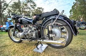 bmw vintage motorcycle 1954 bmw r67 2