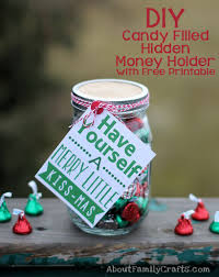 diy candy filled hidden money holder u2013 about family crafts