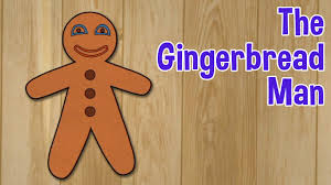 the gingerbread man animated fairy tales for children youtube