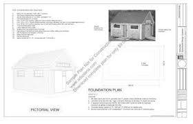 The G442 50x30x12 Garage Plans Free House Plan Reviews by Gentleman U0027s Barn Plans Blueprints Free House Plan Reviews