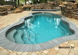 free form pool designs fiberglass swimming pool designs custom bermuda u swimming pool