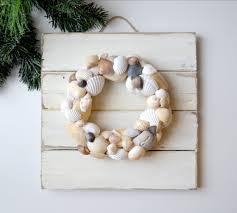 seashell wreath coastal seashell wreath latta creations