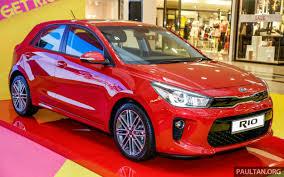 hatchback cars kia 2017 kia rio 1 4 mpi launched in malaysia u2013 rm80k