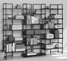 cute wall to wall bookshelves creativity interesting building