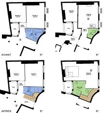 surface d une chambre création d un duplex rénovation d un appartement sur deux