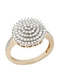 verlobungsring gr e firetti ring mit funkelnden diamanten kaufen otto