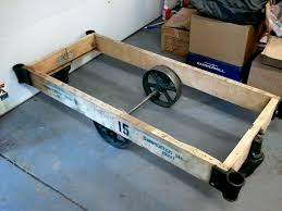 boomtown usa jumping to the present turning a factory cart into