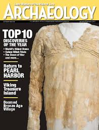 top 10 discoveries of 2016 archaeology magazine