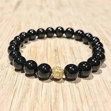 onyx bracelet with diamonds images Black onyx bracelet zessoo jpg