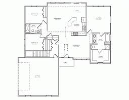 ranch floor plans with basement bedroom house plans basement plan ranch with the