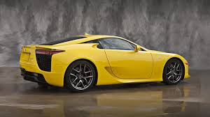 lexus lfa engine lexus lfa drive review autoweek