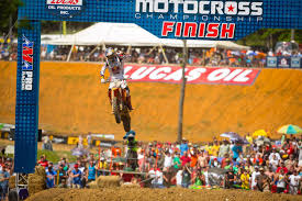 lucas oil ama pro motocross the long day of an american pro motocross fan