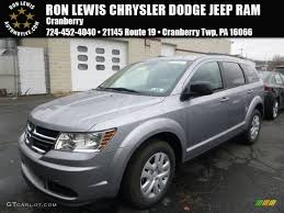 Dodge Journey 2015 - 2015 billet silver metallic dodge journey se awd 99596801