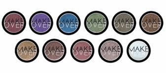 Eyeshadow Wardah Vs Makeover wardah make