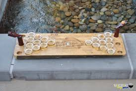 build a beer pong table mini beer pong tailgating ideas