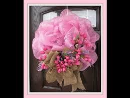 geo mesh wreath deco geomesh wreath
