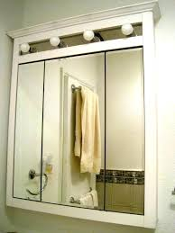 Bathroom Medicine Cabinet Mirror Ruc3627fpl Up Lift Slider Medicine Cabinet Mirror At Bathroom