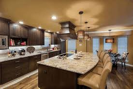 L Shaped Outdoor Kitchen by Dark Cabinets In Kitchen Grey Natural Stone L Shaped Outdoor