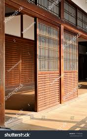 nanzenji temple wood partition stock photo 111972680 shutterstock