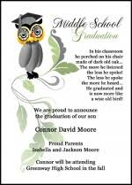 graduation announcement sayings graduation wording for announcements invitations for 2017