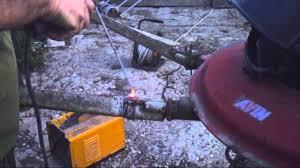 επισκευή συλλέκτη kuhn repair kuhn rake youtube