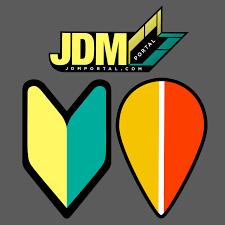 jdm mitsubishi logo jdm portal sticker sheet gearheart shirts online store