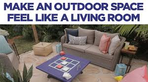 Outdoor Livingroom Outdoor Rooms U0026 Ideas For Outdoor Living Spaces Hgtv